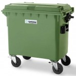 1100l Rollcontainer